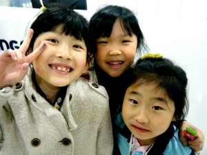 Balance begins early - younger generation Koreans know their nutrients
