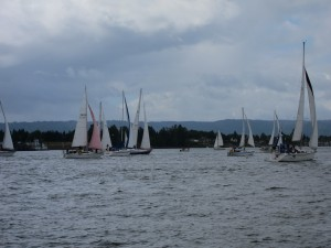 Sail for the Cure Portland October 2011