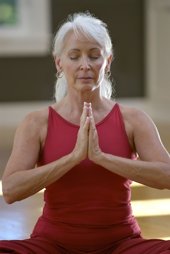 Meditation, exercise, quiet time…all ways to manage your stress.  Be sure to find time each day for activities like these.