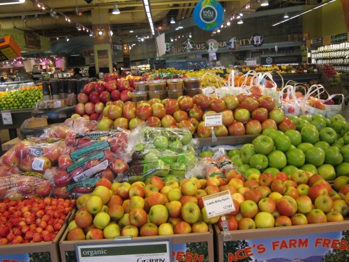 Eating a wide variety of whole foods helps diversify your micro biome