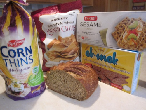 Some of my 'go-to' whole grains