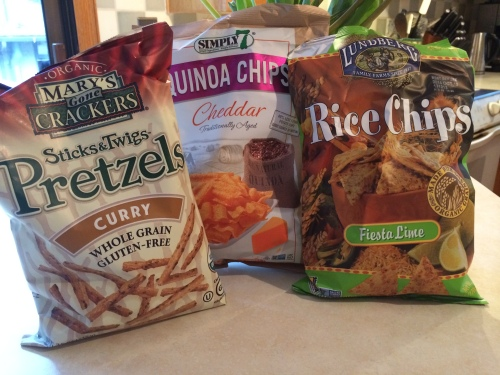 Some of my new favorite snacks